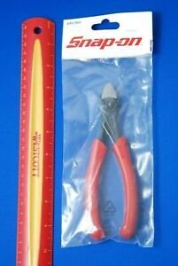New Sealed Snap on Tools 6 Plastic And Cable Cutters Epc160 Ship Free