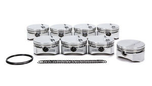 D s s Racing Sbf 4 030 In Bore Sx Series Forged Piston 8 Pc P n 8860sx 4030