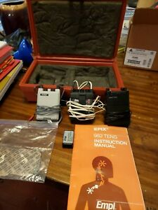 Lot Of 3 Tens Stimulation Units Chattanooga Intelect Empi Biotens Tens