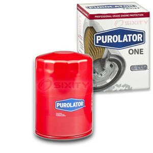 Purolator One Engine Oil Filter For 1981 Nissan 810 Long Life Jo
