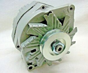 Chevrolet Chevelle Alternator 1974 1100597 307 350 With Ac Upgraded To 65 Amp