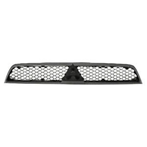 Cpp Grill Assembly For 2008 2015 Mitsubishi Lancer Grille
