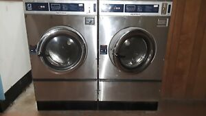 Dexter T400 25lb 30lb Commercial Washer 3 with Bases Included