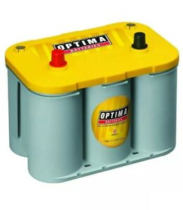Optima Batteries 8012 021 D34 Yellowtop Dual Purpose Battery 12 Volt 750 Cca Agm