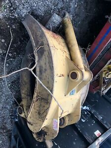 Excavator Grapple 150 To 200 80mm Pins
