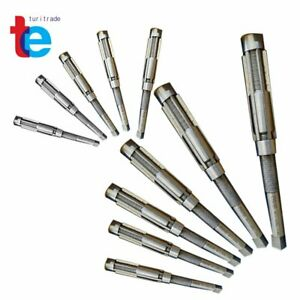 New 11pcs Adjustable Hand Reamers Set high Quality h4 h14 15 32 To 1 1 2 Hss