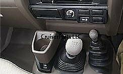Floor Mounted Cup Holder With Mount For 1985 To Current 7x Series Land Cruiser