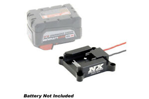 Nitrous Express Stand Alone Battery Mount Use With M18 Series Lithiu