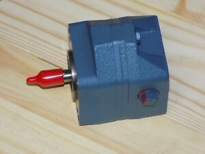 Delta Power Hydraulic Gear Pump D4
