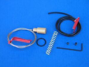 Muncie Shifter 4 Speed Reverse Lockout Lock Out Cable Kit And Shifter O Ring