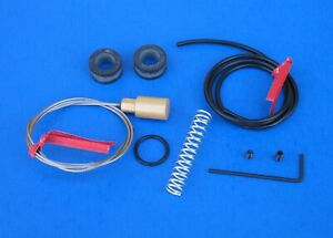 Muncie Shifter 4 Speed Reverse Lockout Lock Out Cable Kit With Shifter Grommets