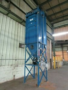 Torit Donaldson 36 Pjd8 Dust Collector 3 4hp 208 230 460v 3ph