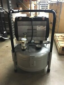 Jun Air Compressor Model Vof302 25b 120v 60hz 9 6a 1650rpm Nib