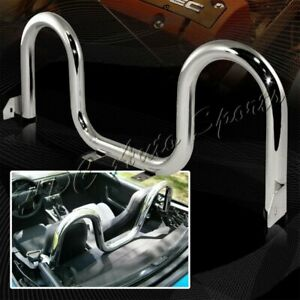 For 1990 2005 Mazda Miata Mx5 Polish Stainless Steel Stabilize Support Roll Bar