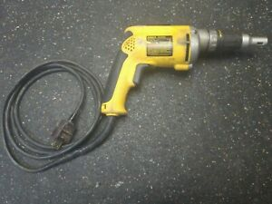Dewalt Vsr Drywall Screwdriver 120v Dw274