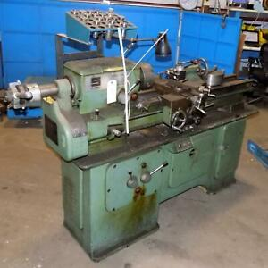 Summit Manual Metal Lathe