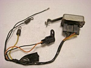 Amc Amx Or Javelin 1970 1971 Low Fuel Warning Relay And Wiring Harness Gauges