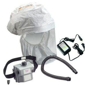 3m Air mate Papr Hepa Air Filter Purifying Respirator Kit With Battery