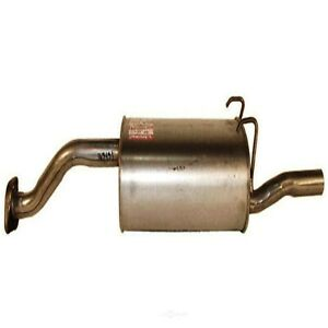 Exhaust Muffler direct fit Assembly Rear Bosal 163 131 Fits 94 01 Acura Integra