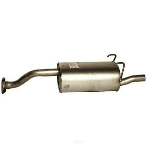 Exhaust Muffler direct fit Assembly Rear Bosal 163 135 Fits 94 01 Acura Integra