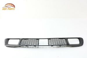 2014 2015 Jeep Grand Cherokee Front Bumper Lower Grille Molding Trim Oem