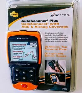 Actron Cp9680 Autoscanner Plus Obd Ii Scan Tool