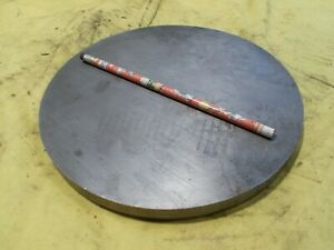 D 2 Tool Steel Rod Machine Mold Die Shop Round Bar Stock D2 8 1 2 Od X 5 8