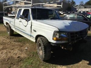 Engine 5 8l Vin H 8th Digit 8 351w Fits 88 93 Bronco 441130