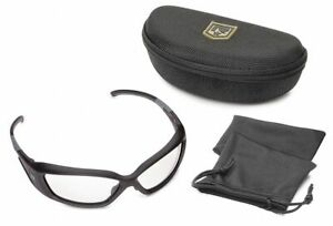 Revision Military Anti fog Scratch resistant Ballistic Safety Glasses Clear