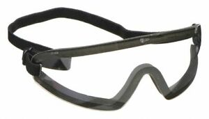 Revision Military Anti fog Scratch resistant Indirect Safety Goggles Clear