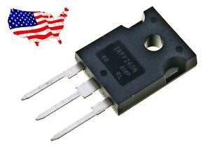 Irfp260n 2 Pcs N channel 50a 200v To 247 Power Mosfet 88 From Usa