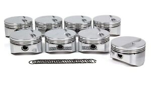D s s Racing Sbf 4 030 In Bore Sx Series Forged Piston 8 Pc P n 8850sx 4030
