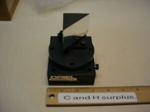 Oriel Prism Mount With Right Angle Prism