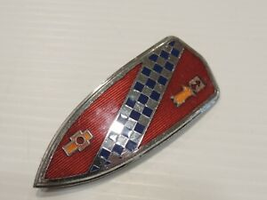 Vintage 1939 1940 1941 Buick Tail Stop Light Emblem Badge Very Nice