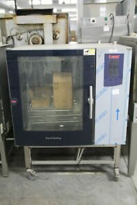 Lang Combi Oven Cpe2 1 Convection Steamer Oven