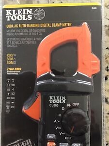 Klein Tools Cl600 New In Package