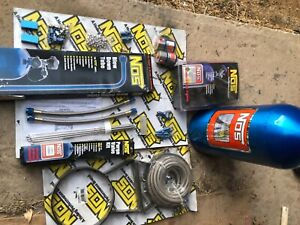 Nitrous Fogger Nos Kit New 250 500hp As Pictured