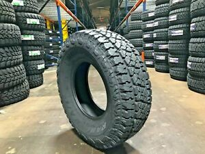 4 New Thunderer Ranger At r Tires P265 70r17 4 Ply All Terrain 2657017 17r 265