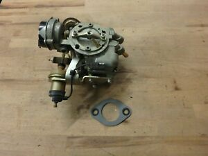Carter Yf 1 Barrel Carburetor For 1984 1986 Jeep Cherokee 2 5 Liter 7708s