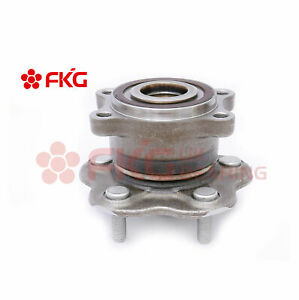 Rear Wheel Bearing Hub For 2007 2008 2011 2012 Nissan Altima 13 Coupe 512388x1