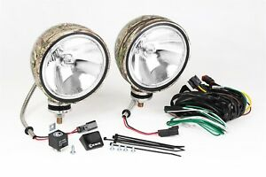 Kc Hilites 91202 Daylighter Halogen Driving Light System