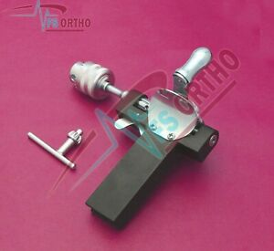 Orthopedic Bunnell Hand Drill Of Surgical Medical Instruments