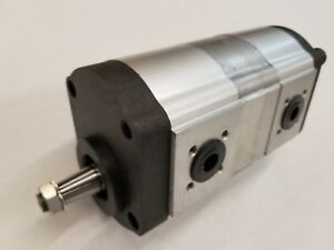 Hydraulic Pump For John Deere 2040 830 820 Ar55346 Al37750