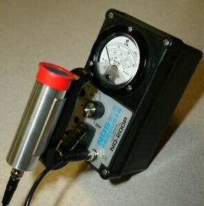 Geiger Counter Professional Grade Radiation Detector For Educational Purposes