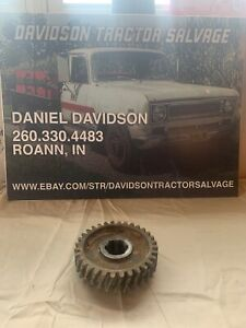 Farmall M Steering Worm Gear