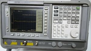 Agilent E4408b Spectrum Analyzer 9khz 26 5ghz