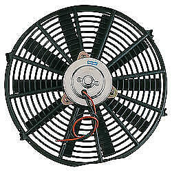 Perma cool 14 In 2450 Cfm Standard Electric Cooling Fan P n 19124