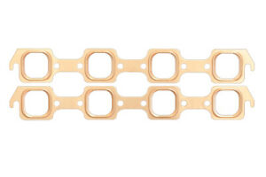 Sce Gaskets Small Block Ford Exhaust Manifold header Gasket 2 Pc P n 4236