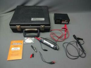 Simpson True Rms Digital Multimeter With Digalog Display With Case