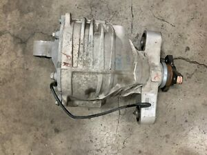 10 15 Chevrolet Camaro Lsd Limited Slip Rear Differential 3 45 Ration Manual